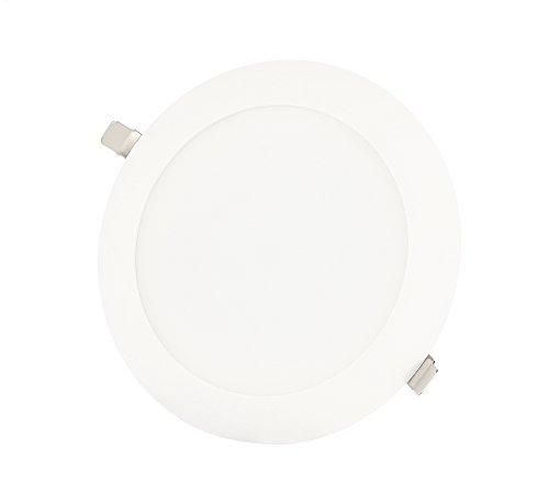 Threeline DL10WN Downlight LED, 10 W, Blanco Neutro