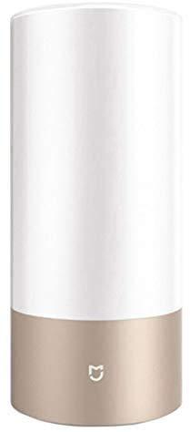 Yeelight Candela, Lampe Atmosphère Intelligent Candlelight Bougie LED Lampe de Ambiance Bluetooth 4.2 6.5W 1800K Lampe de Chevet Soin des Yeux Veilleuse avec 2100mAh Lithium Ion Intégré Batterie