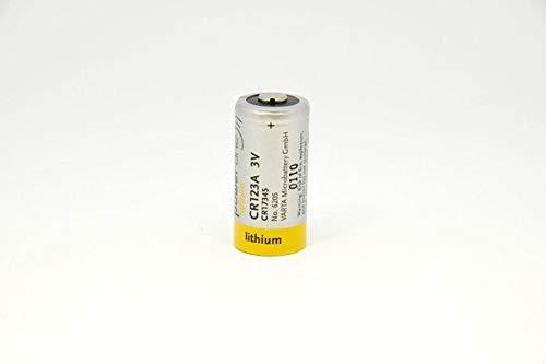 Varta - Pile lithium CR123A 3V 1550mAh - Unité(s)