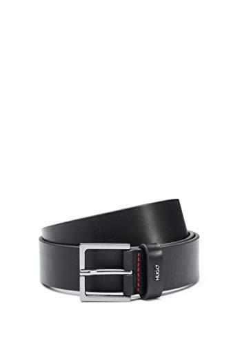 BOSS Giove-l_sz35 Cinturón, Negro (Black), 95 (Talla del fabricante: 80) para Hombre