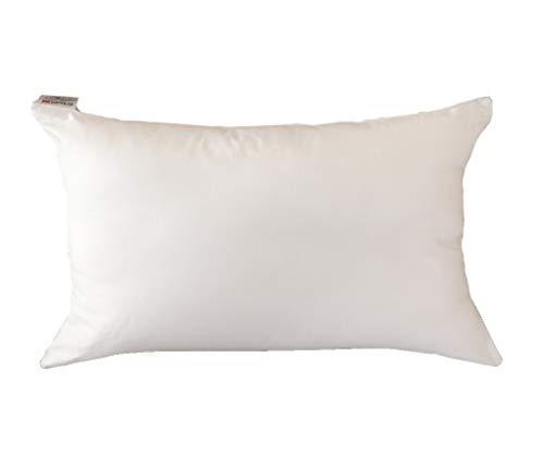 Lancashire Textiles Microfibre Bounce Back Fibre Pads Various Sizes And Packs Available (30x50cm, Single Cushion)