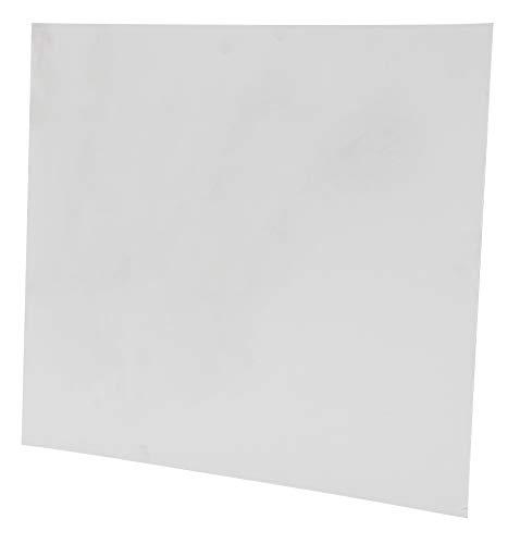 COMPACTOR Spritzschutz für die Küche, Wandanbringung, Magnetisch, Edelstahl, Silber, Dicke: 0,6mm, 50x60 cm, RAN6471