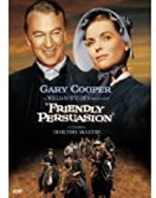 Friendly Persuasion Gary Cooper, Dorothy McGuire
