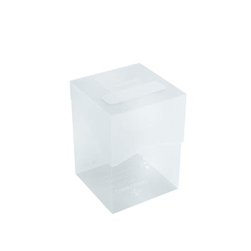 GAMEGEN!C - Deck Holder 100+, Color transparente (GGS25041ML)