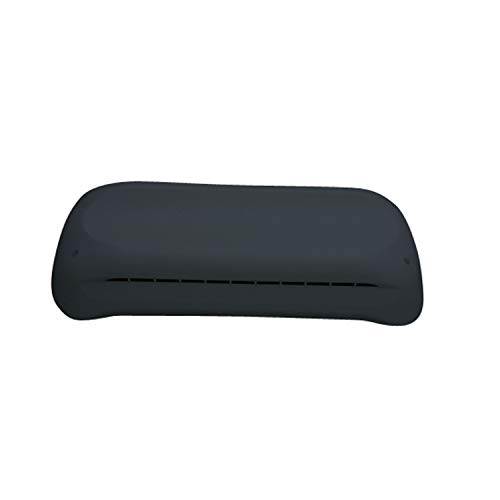 DOMETIC 3312695.020 Refrigerator Vent Cap Only for Complete Vent Kit - Black
