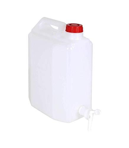 CIS M82210R Tanica Per Alimenti 'Extra' In Polietilene Atossico, 10 litri