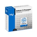 Intel 325 - Procesador (Intel Celeron D, PPGA478, Intel Celeron D 300 series, 32-bit, L2, Prescott)