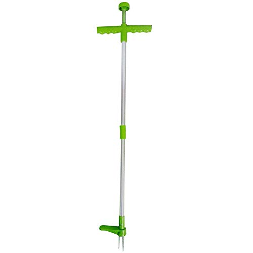 Review Of Jemets Stainless Steel and High-Strength Foot Pedal, Weeder Transplanting Digging Tool Sta...