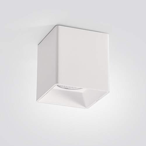 Superficie de montaje empotrado de techo Downlight 10W LED Proyector blanco del...
