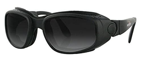 BOBSTER (ボブスター) SPORT & STREET サングラス スモークレンズ UV100% カット BSSA001AC (日本正規品)