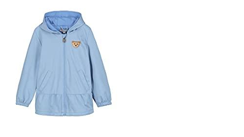 Steiff Micro SOFTSHELLJACKE, blau (forever blue) L002013434 gr.110