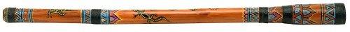 Kamballa didgeridoo Bamboo, painted Lenght approx. 120 cm