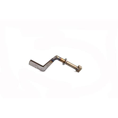 Spatola catalizzatrice- Paletta braciere originale Thermorossi cod.70022245 per termostufe Pidra, Slimquadro e caldaie Compact
