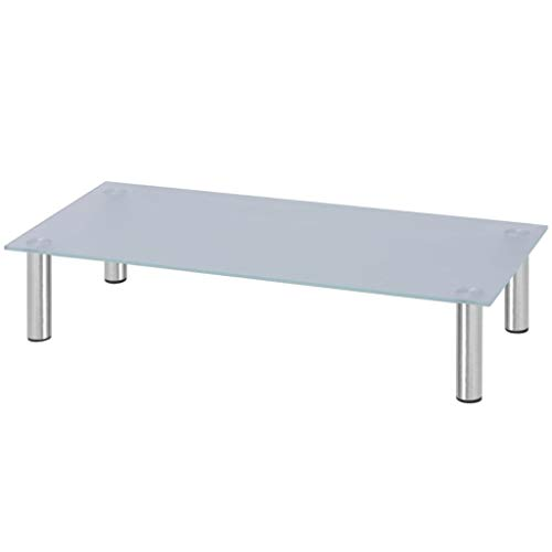 Wecoop Table Coffee Side Tables Monitor Riser/TV Stand...