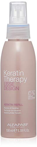 ALFAPARF Keratin Therapy Lisse Design Refil, 100 Millilitro
