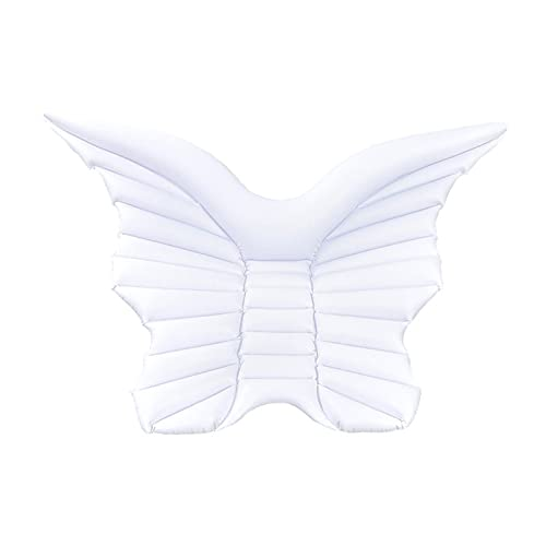 LWZ Angel Wings Floating Row Angel Wings Floating Bed Mount, a fun water toy, suitable for children's beach swimming pools