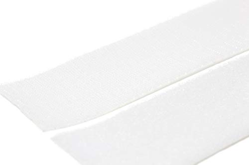 Top velcro white 2 inch for 2021