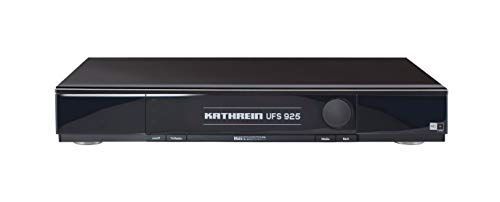 Kathrein UFS 925sw 1000GB HD+ Twin-DVB-S-Receiver HDTV DVR