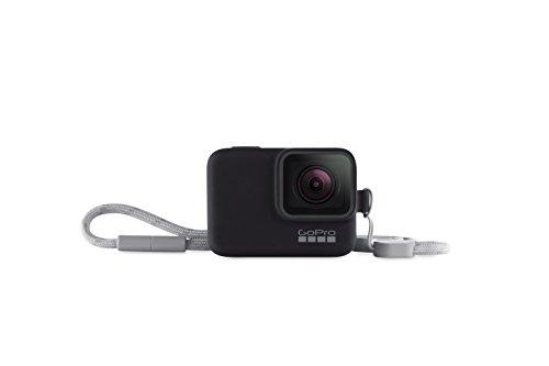 GoPro Hülle + Trageband (offizielles GoPro-Zubehör) Schwarz