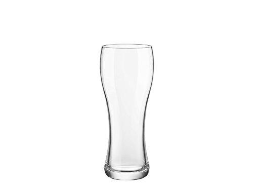 Bormioli Rocco Weizen Set Bicchieri Birra, 6 unità