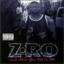 Songtexte von Z-Ro - Look What You Did to Me