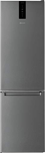 Bauknecht KGNF 203D IN Kühl-Gefrier-Kombination/201 cm Höhe / 264L Kühlteil / 104L Gefrierteil/Total NoFrost/Fresh Zone+ / Fresh Zone 0°/ Active Fresh/Active Freeze/ Fresh Zone 0° / Superkühlfunktion