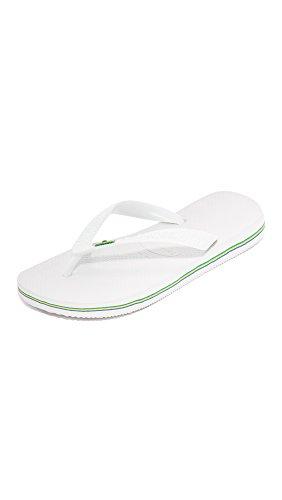 Havaianas Women's Brazil Flip Flop Sandal, White,...