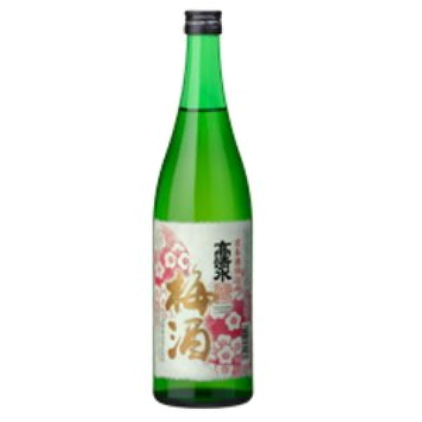フラッシュのように素早く参加するカウンタ秋田酒類製造 梅酒 日本酒仕込み [ 720ml ]