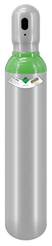 Nueva botella de gas llena 8 litros de Argón/CO2 150bar 10 años de legalización MIG MAG Gas para de soldadura
