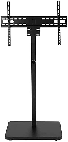 WXHHH Soporte para TV de 32-65 Pulgadas Soporte de Base de Monitor de Mesa de TV Ajustable Universal Soporte de Piso Soporte de TV (Color: Negro)
