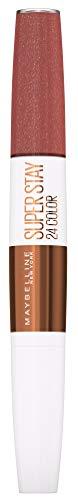 Maybelline New York Lippenstift, Super Stay 24H, Flüssig und langanhaltend, Nr. 895 Mocha Chocolatte, 5g