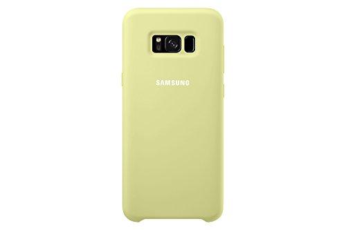 Samsung Silicone, Funda para smartphone Samsung Galaxy S8 Plus, Verde (Green)