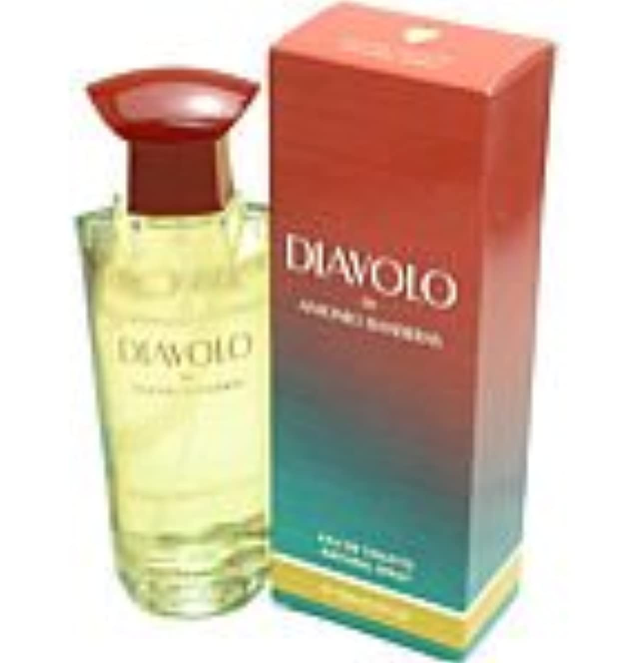 マイナス先生皮Diavolo (ディアボロ) 3.4 oz (100ml) EDT Spray by Antonio Banderas for Men