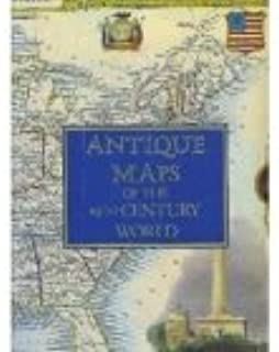 Antique Maps of the 19th Century World