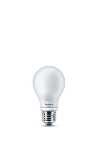 Philips LEDclassic Lampe, ersetzt 60W, E27, neutral (4000 Kelvin), 806 Lumen, matt weiß