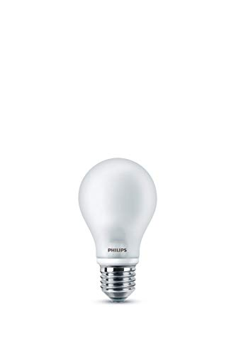 Philips Lighting Bombilla LED Estándar E27, 7 W, Fría, Pack de 1
