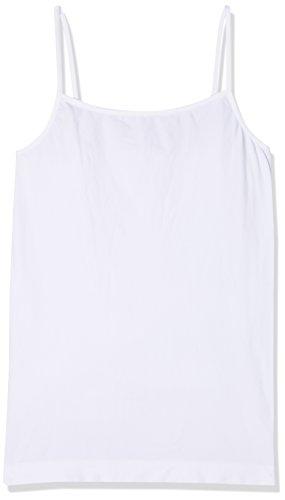 POMPEA Silver Intimo, Bianco (Bianco 0024), 42 (Taglia Produttore:S/M) (Pacco da 2) Donna