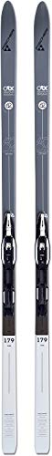 Fischer Adventure 62 Crown Mens XC Skis 189 w/Control Step-in IFP Bindings All Terrain Cross Country Skis