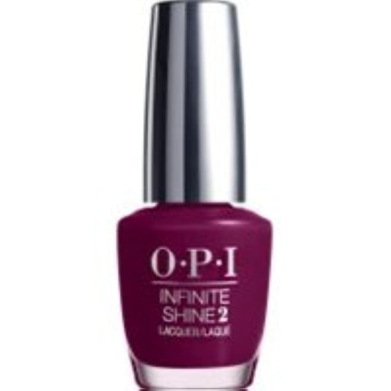 フラスコ調子評決O.P.I IS L60 Berry On Forever(ベリーオンフォーエバー) #Berry On Forever