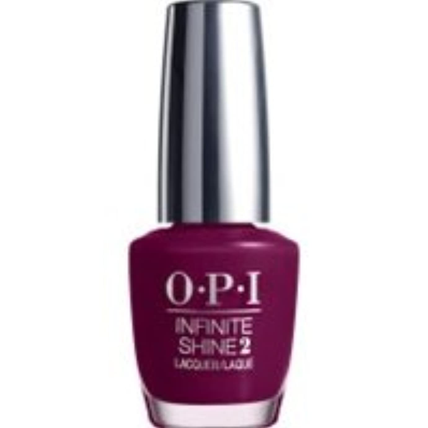 症状ブラウン着陸O.P.I IS L60 Berry On Forever(ベリーオンフォーエバー) #Berry On Forever