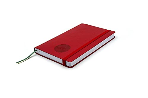 Agenda 16 mesi | Color Collection 2022 (Passion Red)