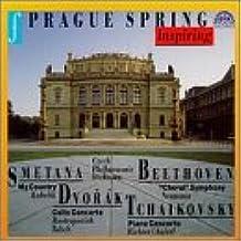 Prague Spring Inspiring