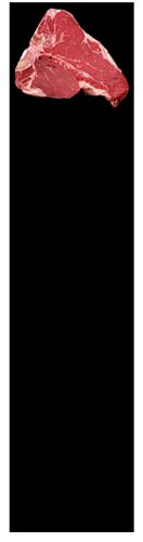 "Bagcraft Papercon 116008 Steak and Market Paper, 30"" Length x 8"" Width, Black (Case of 1000)"