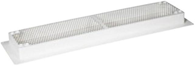 Camco 42161 Refrigerator Vent Base (White)