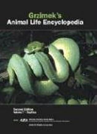 Grzimeks Animal Life Encyclopedia, Second Edition,17 Volumes Set, Volume 5 Fishes II