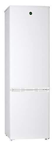 DAYA Frigorifero Combinato Classe A+ Capacità Netta 273 Litri Colore Bianco, DHCB-355