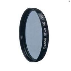 Canon F58ND4L - Filtro ND para Objetivos EF (58 mm, 4X), Negro