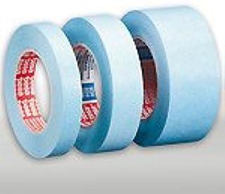 TESA Kreppklebeband 4438 50 mm x 50 m, 1 Stück, blau,04438-00020-00