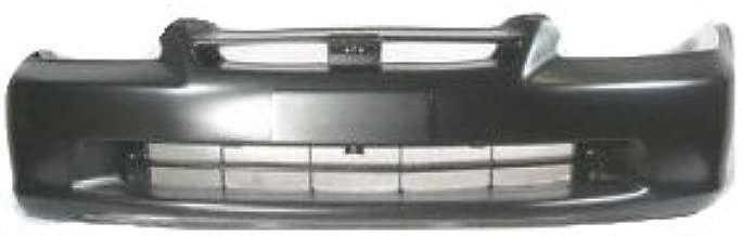 98-00 Honda Accord 4Door Sedan New Front Bumper Cover Lx/Ex