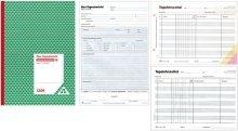 RNK Verlag Postkarte mit Absender, A6, 1 Block mit 10 Stück; Packungsinhalt: 10 Stück